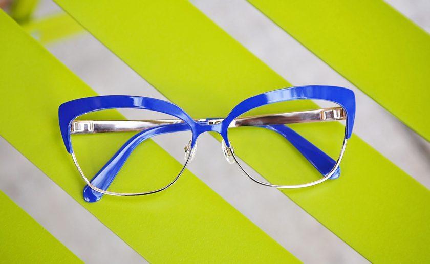 Brillen-Trends 2018 Farbe