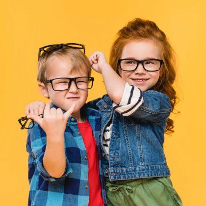 Sehtest bei Kindern – Optiker Steiermark