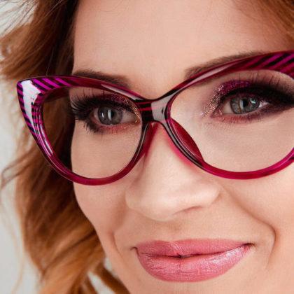 Cateye Brille Trend Optiker Steiermark