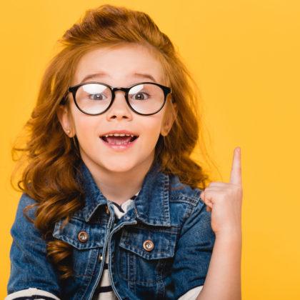 Ratgeber Kinderbrille Optiker Steiermark