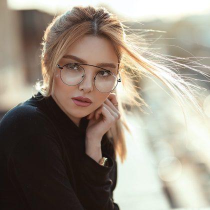 Stylingtipps für Brillenträger Optiker Steiermark
