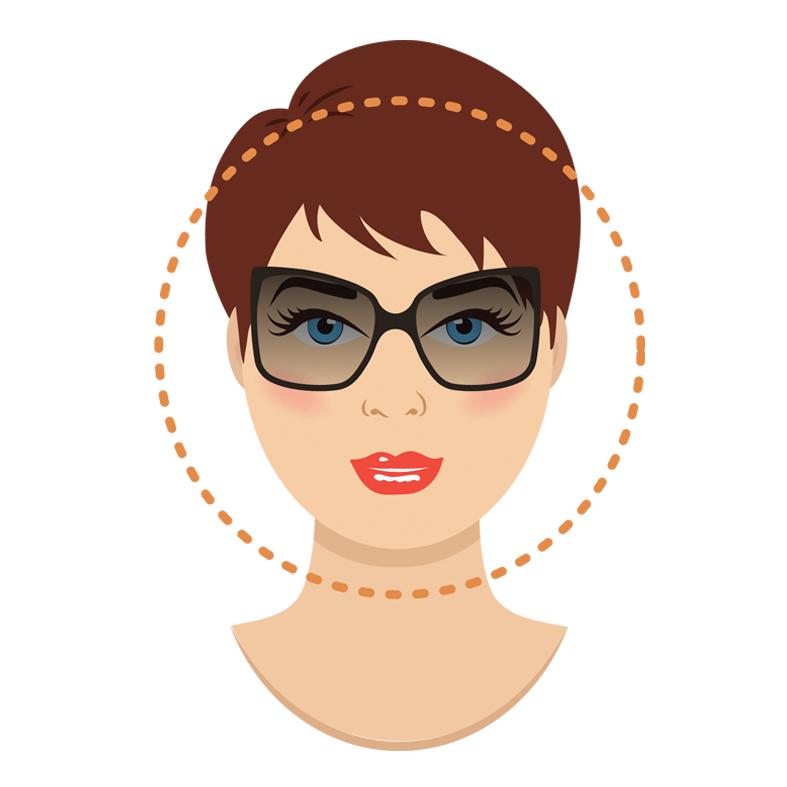 Brille und Gesichtsform – Optiker Steiermark