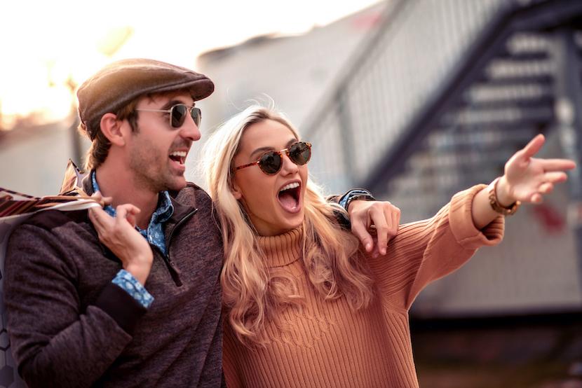 Sonnenbrillen richtig tragen Optiker Steiermark