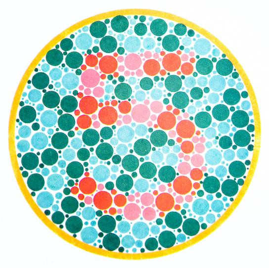 Farbenblindheit – Optiker Steiermark