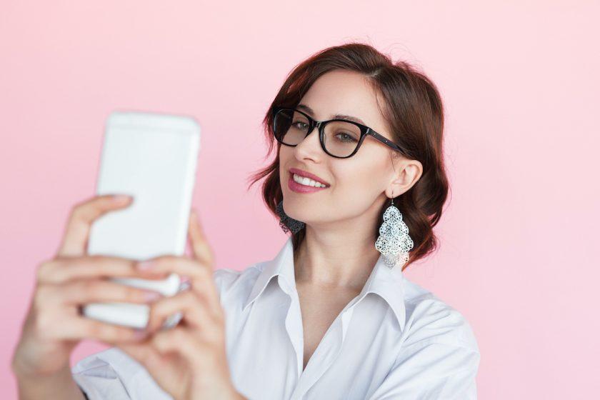 Schminken mit Brille – Optiker Steiermark